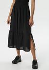Czarna Spódnica Tana