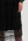 Czarna Spódnica Thais
