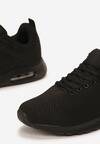 Czarne Buty Sportowe Tholosa