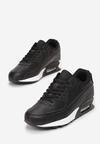 Czarne Buty Sportowe Actaia