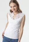 Biała Bluzka Louella