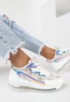 Białe Sneakersy Nedali