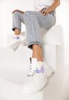 Białe Sneakersy Bollinea
