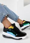 Czarne Sneakersy Nixilei