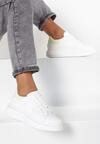 Biało-Żółte Sneakersy Neda