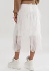Biała Spódnica Sinope
