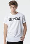 Biała Koszulka Anthracia