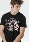 Czarna Koszulka Harimoni