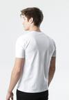 Biała Koszulka Savarinea