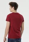 Bordowa Koszulka Kaphelirea