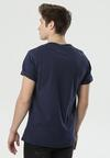 Granatowa Koszulka Anthrecea