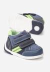 Niebiesko-Zielone Botki Abalise