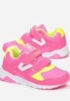 Różowe Buty Sportowe Luzana