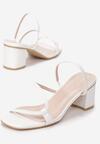 Białe Sandały Harmeni
