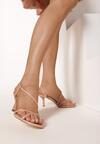 Różowe Sandały Galaxaura