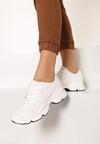 Białe Sneakersy Menodiace