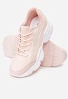 Różowe Sneakersy Menodiace