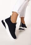 Granatowe Sneakersy Neomeris