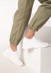 Białe Sneakersy Neomeris