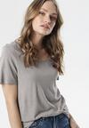 Khaki T-shirt Kleia