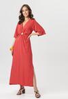 Czerwona Sukienka Amatheia