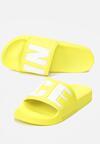 Żółte Klapki Oiolyka