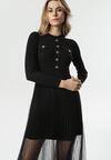 Czarna Sukienka Heila
