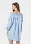 Jasnoniebieska Sukienka Morea