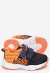 Niebiesko-Pomarańczowe Buty Sportowe Myritoesa