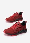 Czerwone Buty Sportowe Anymine