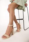Beżowe Sandały Doreassa