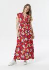 Czerwona Sukienka Dalilura