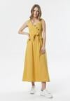 Żółta Sukienka Hilaira
