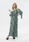 Zielona Sukienka Olaurae