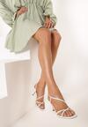 Białe Sandały Galaxaura