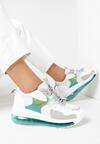 Biało-Szare Sneakersy Sicalis