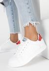 Biało-Czerwone Buty Sportowe Folmar