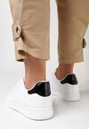 Biało-Czarne Buty Sportowe Folmar