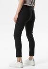 Czarne Spodnie Jegginsy Melie