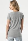 Szary T-shirt Velma