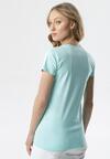 Jasnoniebieski T-shirt Velma