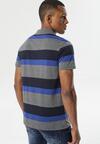 Niebieska Koszulka Velma