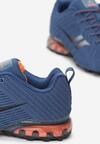 Niebieskie Buty Sportowe Stop Heart