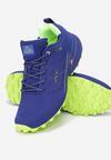 Niebiesko-Zielone Buty Sportowe Last Mind