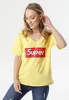 Żółty T-shirt Iaoliphis