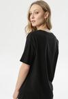Czarny T-shirt Iaoliphis