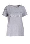 Szary T-shirt Pisimoni