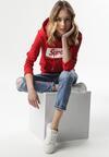 Czerwona Bluza Adrebel