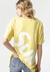 Żółty T-shirt Thoninilla