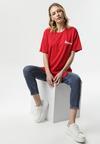 Czerwony T-shirt Thoninilla
